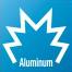Aluminum mark