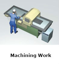 VF-5N AP Machining Work