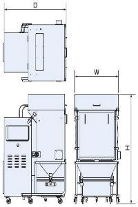 FP-10N Resin Filter