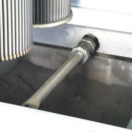 "Mechanism for pre-coated ""zeopower"""