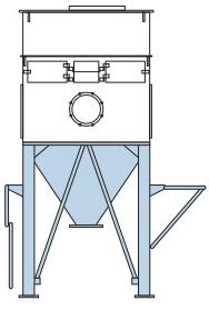 PiE 2-25-300 Hopper type